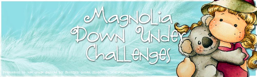 Magnolia Down Under Challenges
